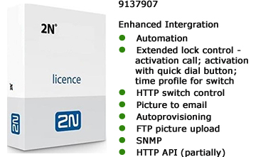 Intergration License